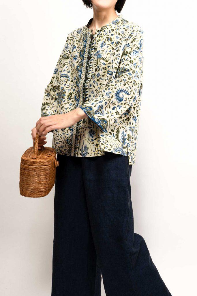 バリ・イカット KAIDA 写真サンプル No.2